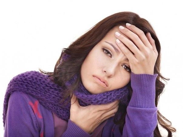Болит горло больно глотать, как лечить?