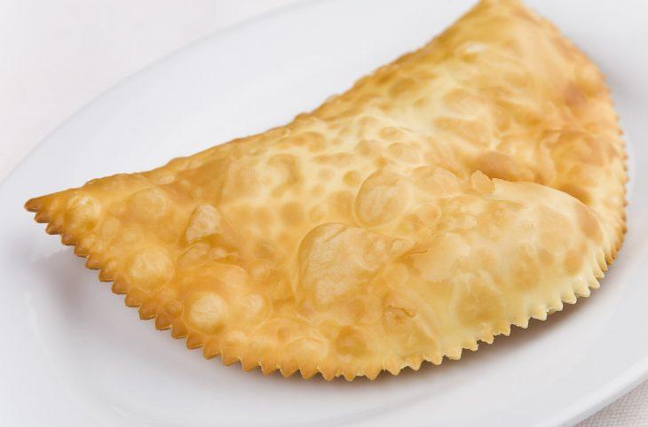 Чебуреки с мясом КартаВкуса. ру - рецепты с фото