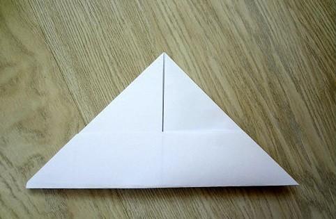 korablik11 Кораблик из бумаги. Как сделать кораблик из бумаги — пошаговая инструкция с фото