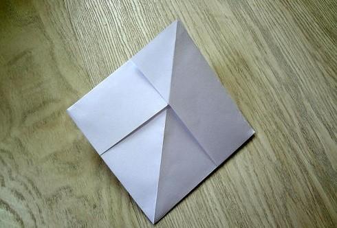 korablik13 Кораблик из бумаги. Как сделать кораблик из бумаги — пошаговая инструкция с фото