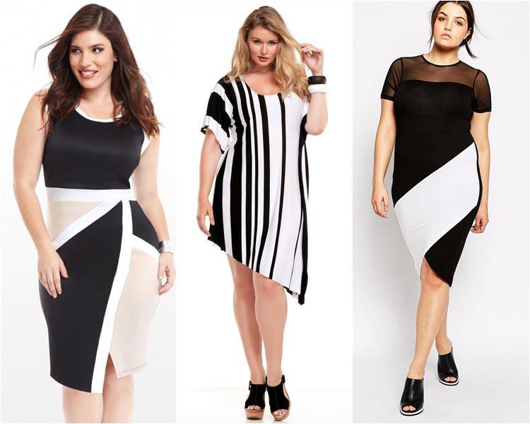 Платья для полных женщин дизайнерские