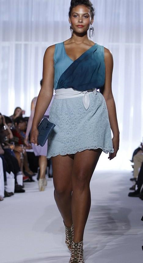Короткие платья для полных