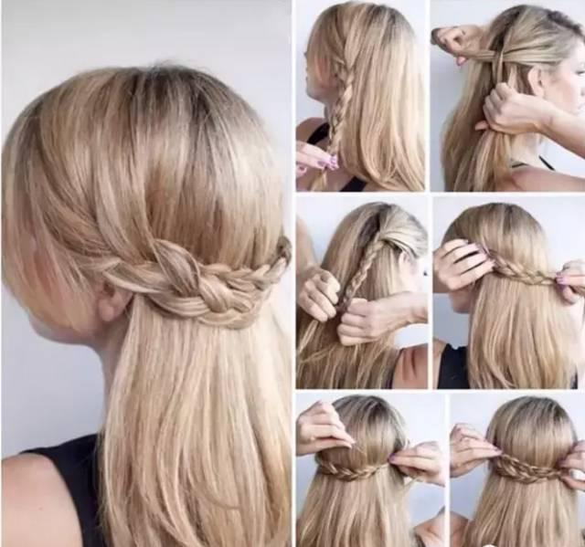 DIY Cool Easy Hairstyles That Real People Can Actually.