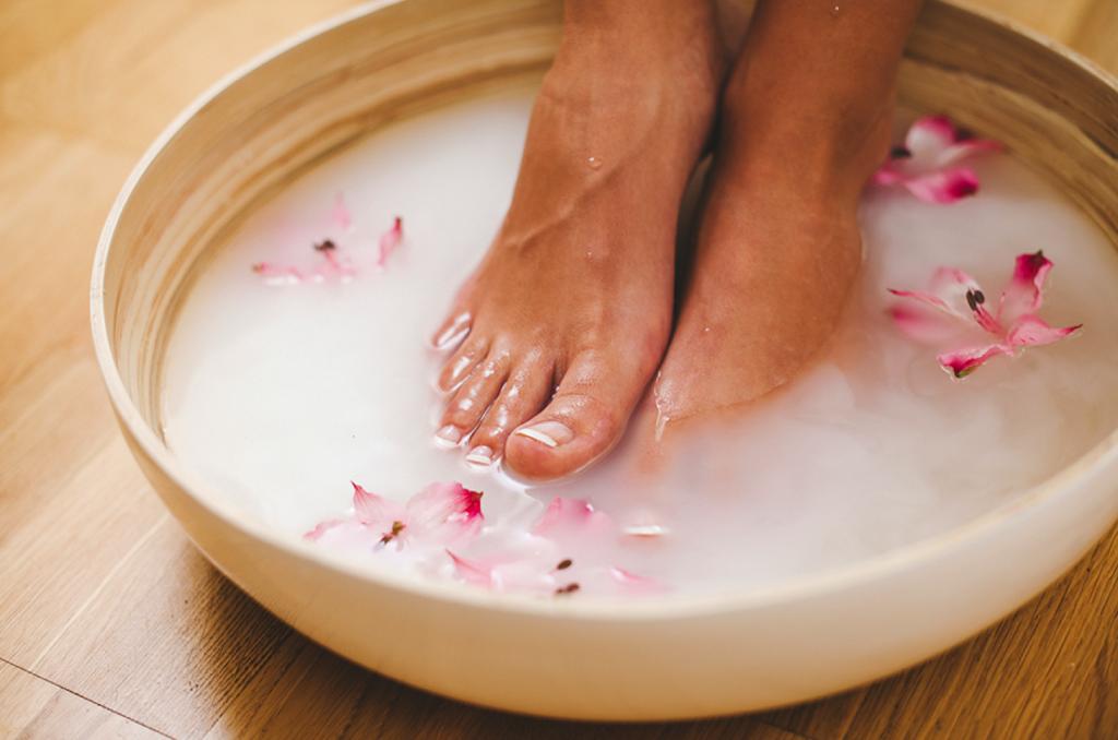 Как избавиться от мягкой мозоли на пальце ноги