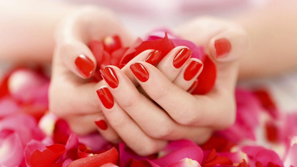 Как красиво и быстро можно накрасить ногти дома