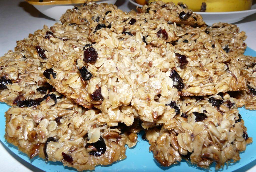 Как приготовить овсяное печенье в домашних условиях. Рецепты с фото
