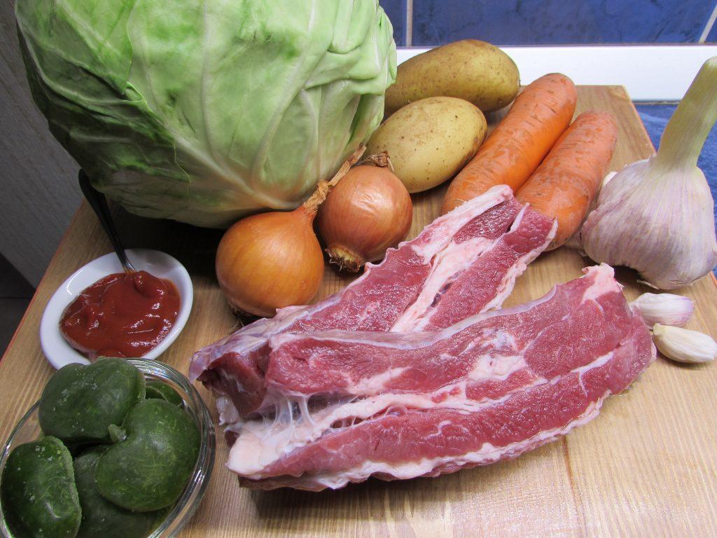 Рецепт щей из свежей капусты с фото