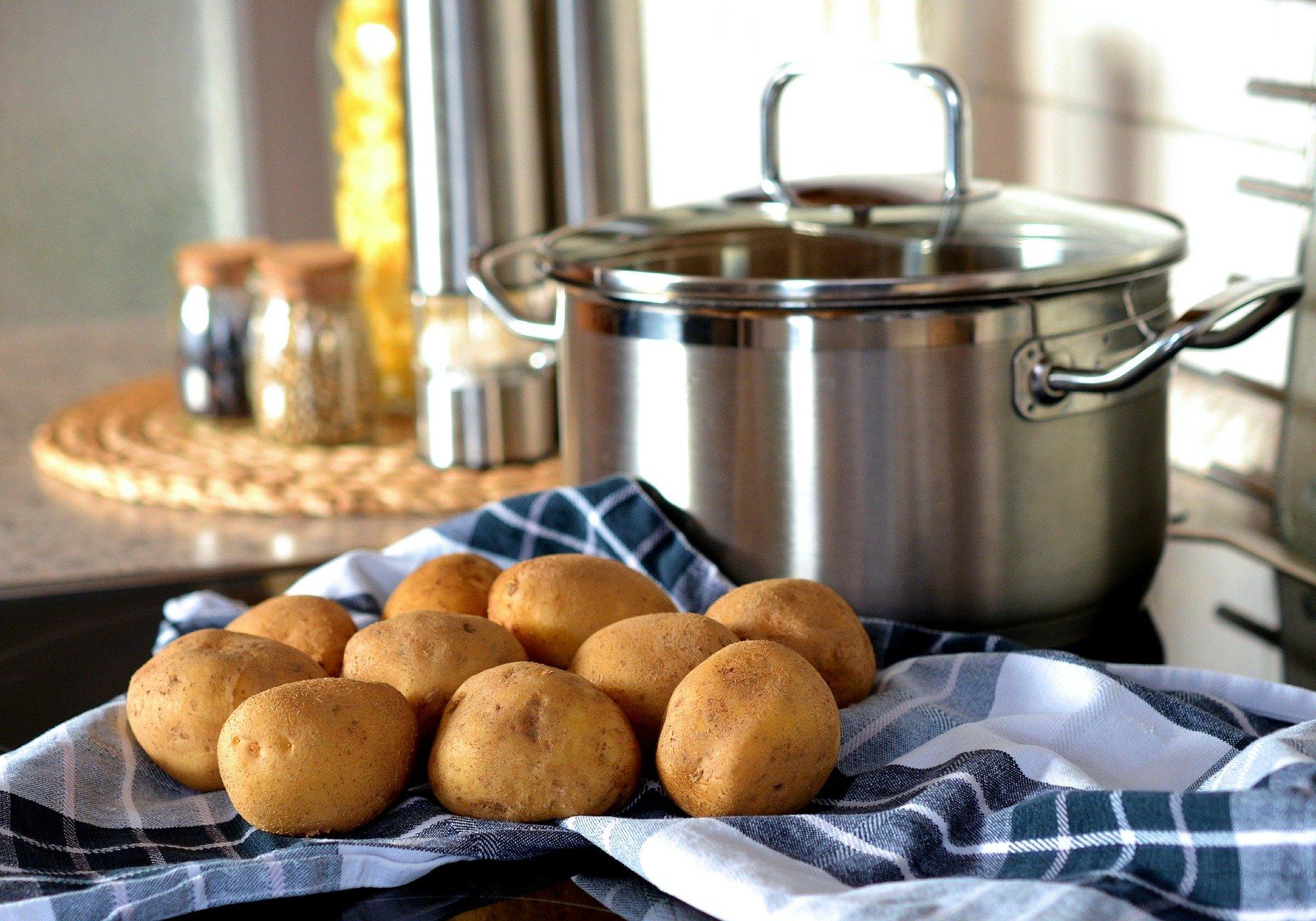 вкусно сварить картошку