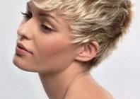 как укладывать короткие волосы