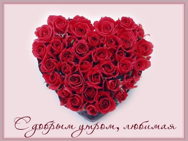 С добрым утром девушке - красивые пожелания